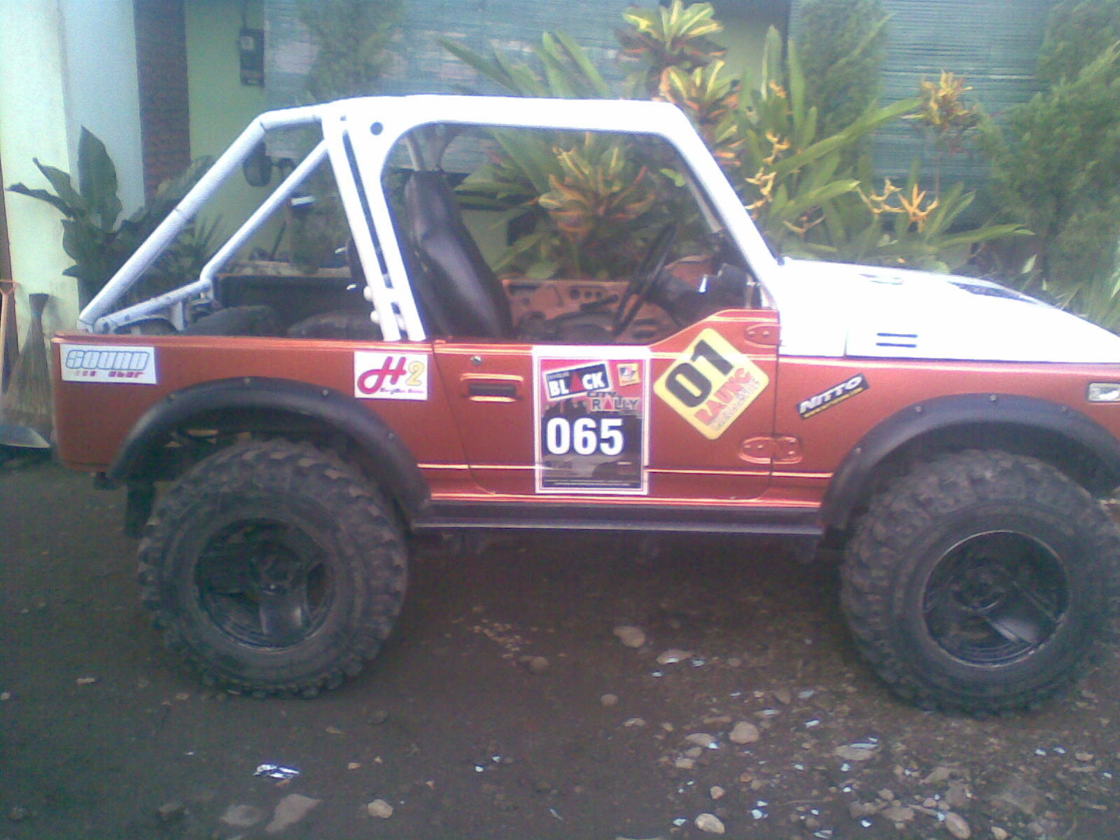 Di Jual Mobil Jeep Jimny Full Modif Blognya Mas Bisri